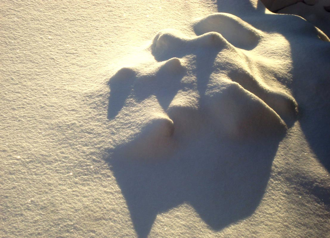 Snow formation